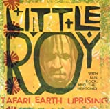 Copertina di Tafari Earth Uprising