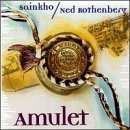 Copertina di album per Sainkho Namtchylak - 1995 - With Ned Rothenberg - Amulet - p