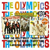 Album cover for Doin' The Hully Gully,Dance By The Light Of Th