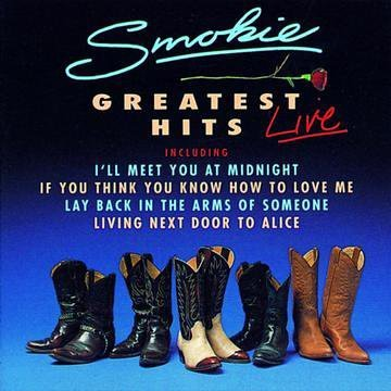 SMOKIE - Lay Back in the Arms of Someone Lyrics - Zortam Music