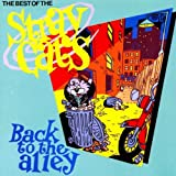 Cubierta del álbum de Back to the Alley: Best of the Stray Cats