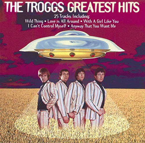 The Troggs - Wild Thing Lyrics - Zortam Music