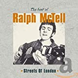 Cubierta del álbum de The Best of Ralph McTell: Streets of London