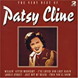 Cubierta del álbum de Very Best of Patsy Cline