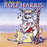 Pochette de l'album pour Definitive Rolf Harris