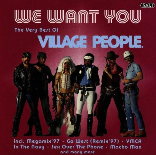 Village People - We Want You: The Very Best of the Village People - Zortam Music