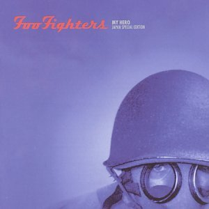 CD-Cover: Foo Fighters - My Hero
