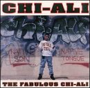 Copertina di album per The Fabulous Chi-Ali