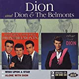 Capa de Wish Upon a Star/Alone with Dion
