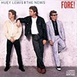 Album art for Fore! by Huey Lewis & the News