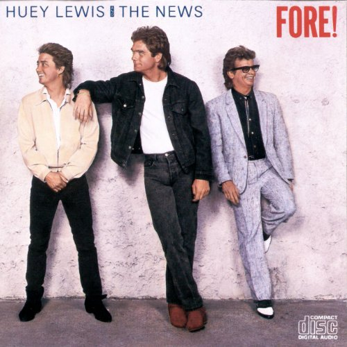 Huey Lewis & The News - Fore! - Zortam Music