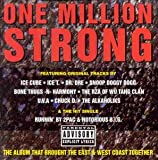 Album cover for One Million Strong