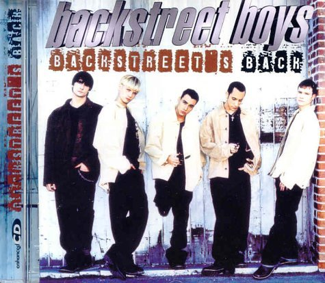 Backstreet Boys - Everybody (backstreet