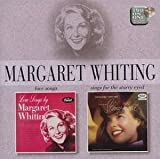 Album cover for Love Songs by Margaret Whiting/Margaret Whiting Sings for the Starry-Eyed