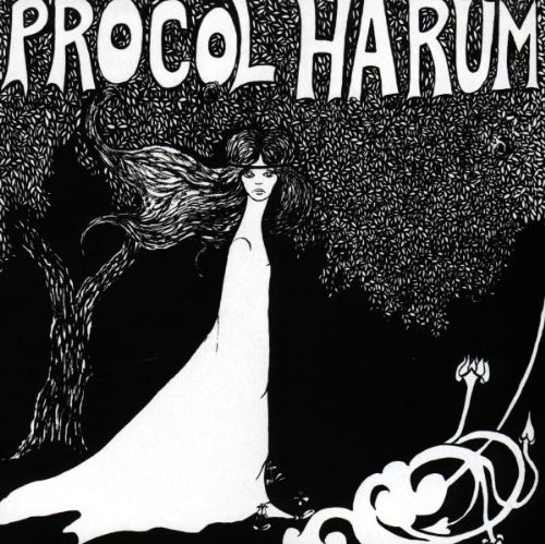 CD-Cover: Procul Harum - Whiter Shade of Pale