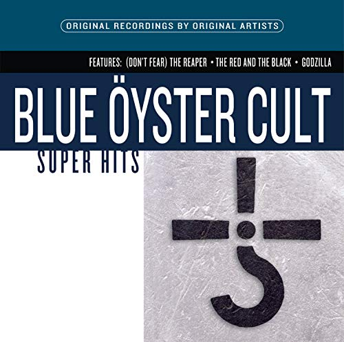 Blue Öyster Cult - Now That