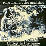 Copertina di album per Killing in the Name