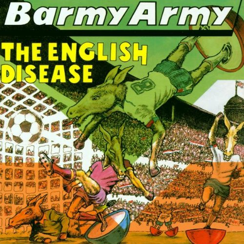 Cover de The English Disease