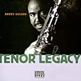 Capa do álbum Tenor Legacy
