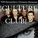 Cubierta del álbum de VH1 Storytellers/Greatest Moments