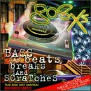 Capa de Bass Beats, Breaks and Scratches