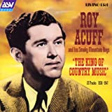 Cubierta del álbum de The King Of Country Music (1936-1947)