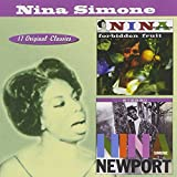album art to Forbidden Fruit: Nina Simone at Newport