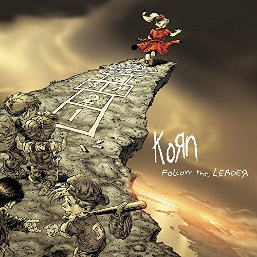 Follow The Leader by Korn album cover