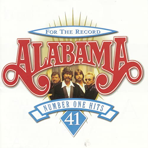 Alabama - 41 Number One Hits