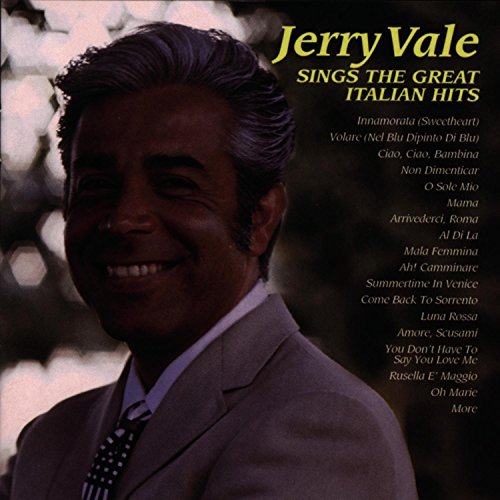 Jerry Vale Sings the Great Italian Hits