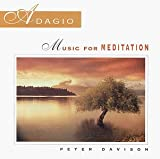 Carátula de Adagio: Music for Meditation