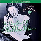 Pochette de l'album pour The Very Best of Ella Mae Morse