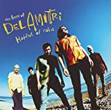 Capa de Hatful of Rain: The Best of Del Amitri