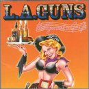 Album cover for The Best of L.A. Guns: Hollywood a Go Go