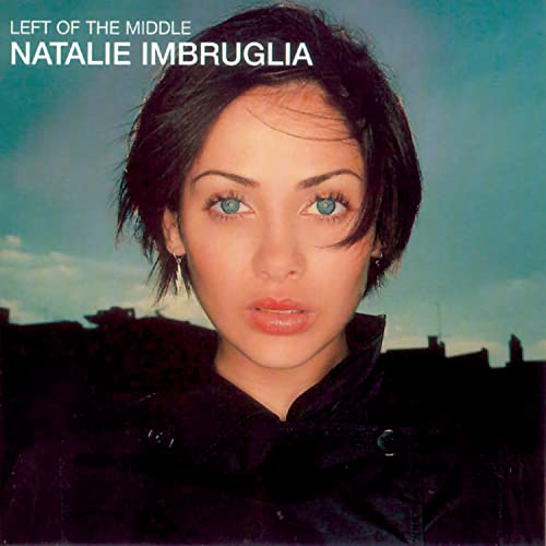 CD-Cover: Natalie Imbruglia - Left of the Middle