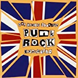 Pochette de l'album pour The Great British Punk Rock Explosion