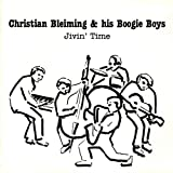 Album cover for Jivin' Time
