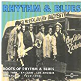 couverture anthologie The Roots of Rhytm and blues