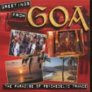 Album cover for Greetings From GOA