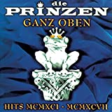 Album cover for Ganz oben