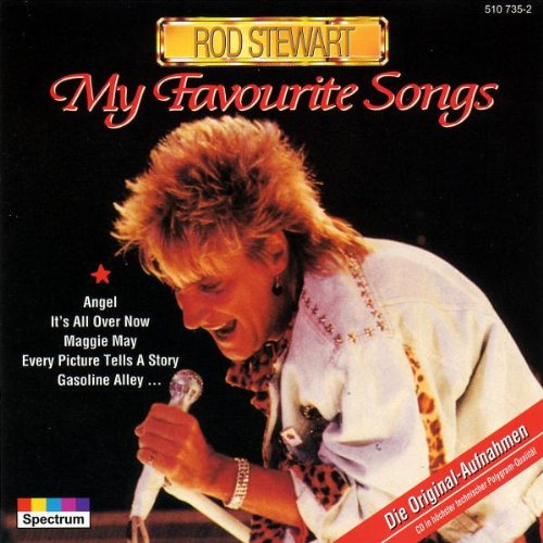 Rod Stewart - My Favourite Songs - Zortam Music