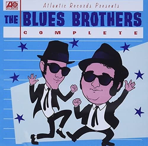 BLUES BROTHERS - The Blues Brothers Complete - Zortam Music