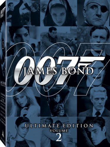 James Bond Ultimate Collection, Vol. 2  DVD