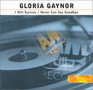 Gloria Gaynor - I Will Survive (CD Single)