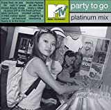 Skivomslag för MTV Party To Go Platinum Mix