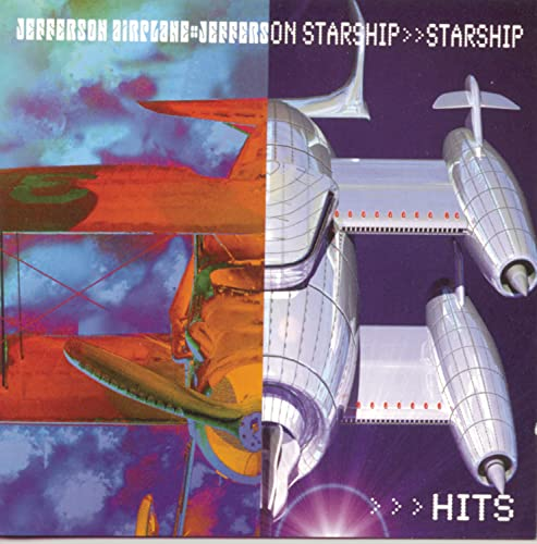 Jefferson Airplane/Jefferson Starship/Starship - Hits