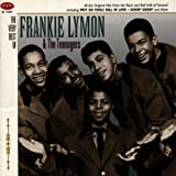 Album cover for The Very Best of Frankie Lymon & the Teenagers