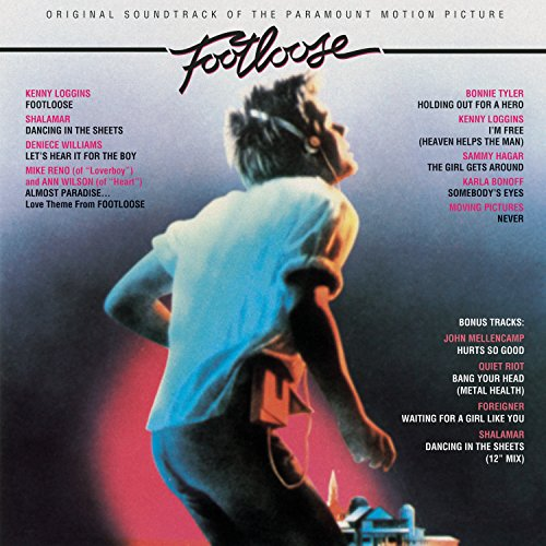 Original album cover of Footloose (1984 Film) by Various Artists