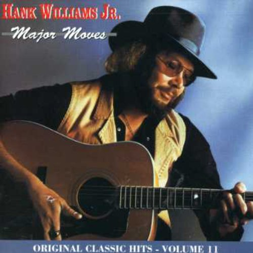 Hank Williams, Jr. - Major Moves