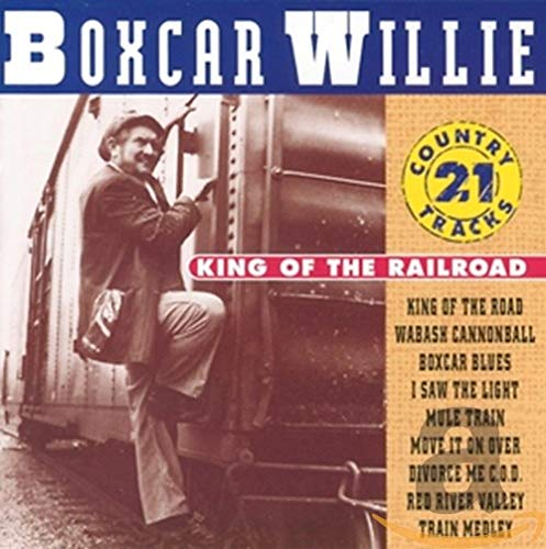 King of the Railroad-21 Country Tracks